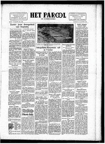 Rotterdamsch Parool / De Schiedammer 1946-10-12