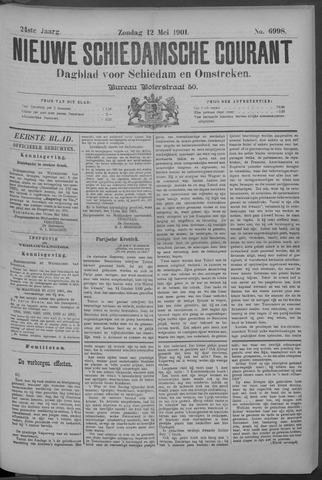 Nieuwe Schiedamsche Courant 1901-05-12