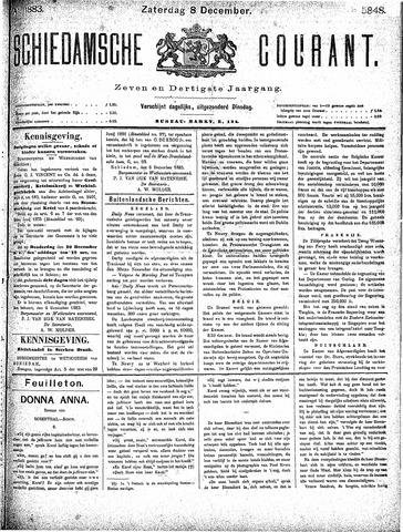 Schiedamsche Courant 1883-12-08