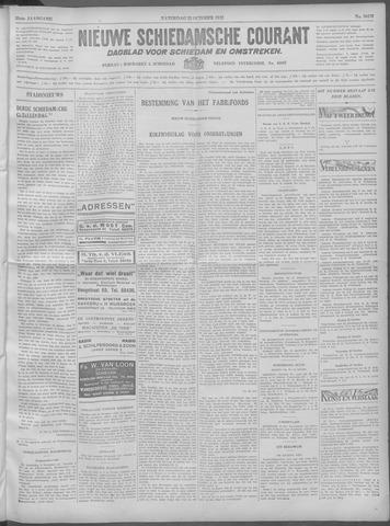Nieuwe Schiedamsche Courant 1932-10-22