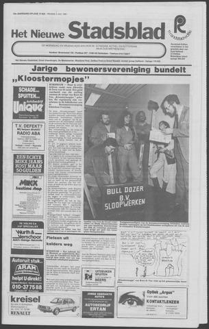 Het Nieuwe Stadsblad 1981-07-03