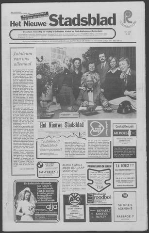 Het Nieuwe Stadsblad 1974-10-09