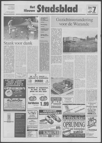 Het Nieuwe Stadsblad 1994-06-22