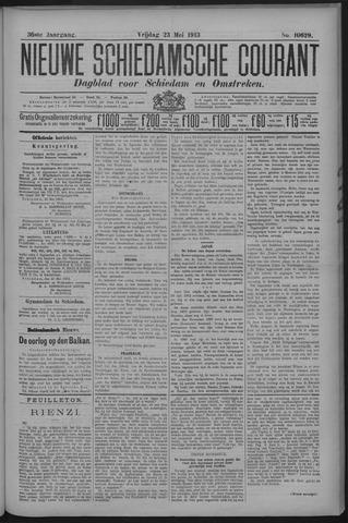 Nieuwe Schiedamsche Courant 1913-05-23