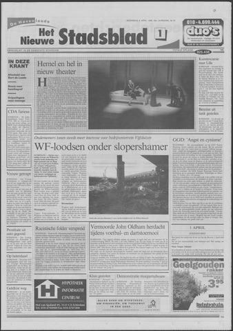 Het Nieuwe Stadsblad 1998-04-08