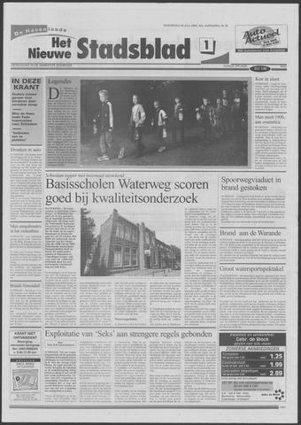 Het Nieuwe Stadsblad 2000-07-26