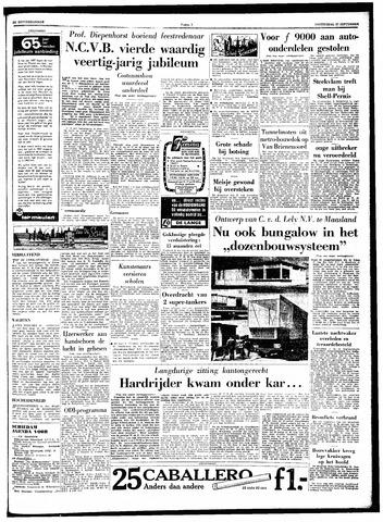 Trouw / De Rotterdammer 1962-09-27