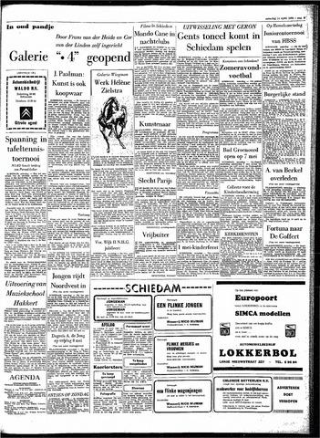 Rotterdamsch Parool / De Schiedammer 1964-04-11