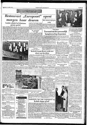 Rotterdamsch Nieuwsblad / Schiedamsche Courant / Rotterdams Dagblad / Waterweg / Algemeen Dagblad 1959-04-21