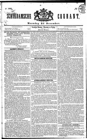 Schiedamsche Courant 1866-12-24