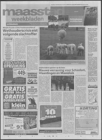Maaspost / Maasstad / Maasstad Pers 2004-03-17