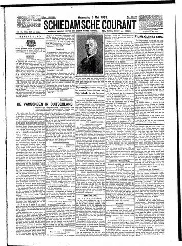 Schiedamsche Courant 1933-05-03