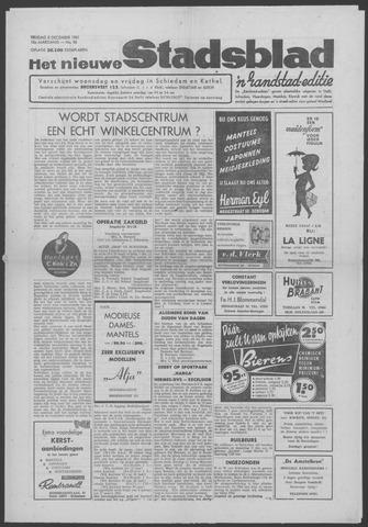 Het Nieuwe Stadsblad 1961-12-08