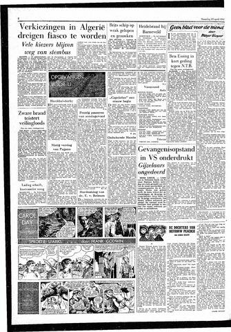 Rotterdamsch Parool / De Schiedammer 1959-04-20