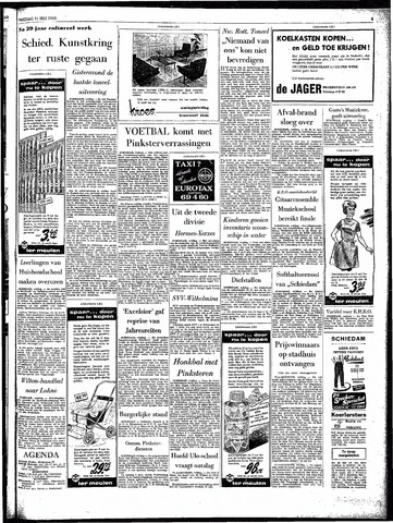 Rotterdamsch Parool / De Schiedammer 1963-05-31