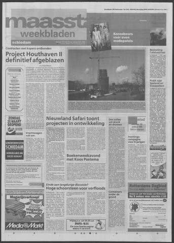 Maaspost / Maasstad / Maasstad Pers 2005-03-16