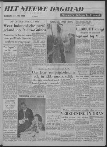 Nieuwe Schiedamsche Courant 1962-06-30