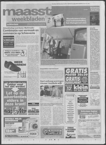 Maaspost / Maasstad / Maasstad Pers 2004-11-10