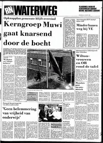 Rotterdamsch Nieuwsblad / Schiedamsche Courant / Rotterdams Dagblad / Waterweg / Algemeen Dagblad 1983-03-02