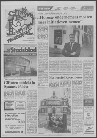 Het Nieuwe Stadsblad 1988-12-28