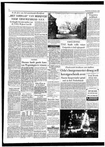 Rotterdamsch Parool / De Schiedammer 1955-12-22