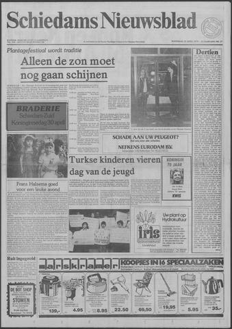 Schiedams Nieuwsblad 1979-04-25