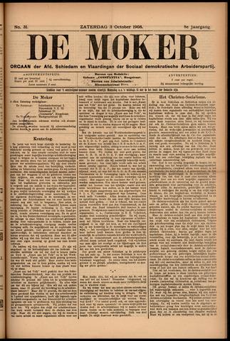 De Moker 1908-10-03