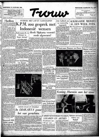 Trouw / De Rotterdammer 1958-01-15