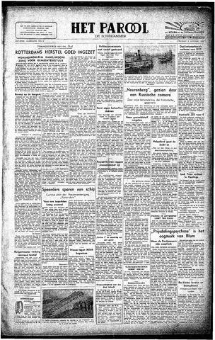 Rotterdamsch Parool / De Schiedammer 1947-01-03