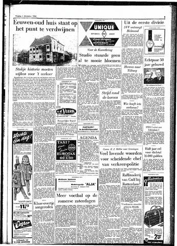 Rotterdamsch Parool / De Schiedammer 1961-12-01