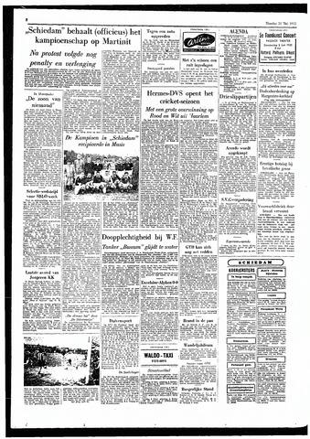 Rotterdamsch Parool / De Schiedammer 1955-05-31