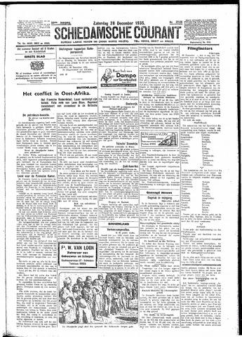 Schiedamsche Courant 1935-12-28