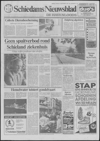 De Havenloods 1987-09-22