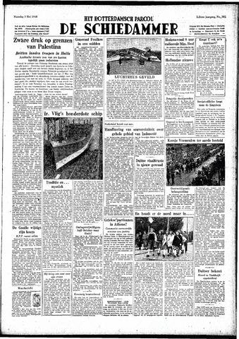 Rotterdamsch Parool / De Schiedammer 1948-05-03