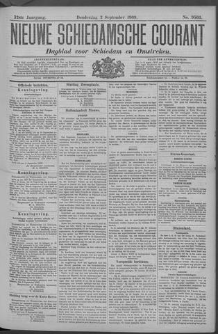 Nieuwe Schiedamsche Courant 1909-09-02