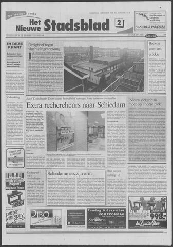 Het Nieuwe Stadsblad 1998-12-03