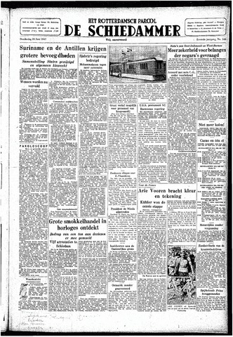 Rotterdamsch Parool / De Schiedammer 1947-06-26