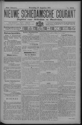 Nieuwe Schiedamsche Courant 1913-08-27