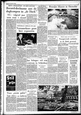 Rotterdamsch Parool / De Schiedammer 1961-08-15