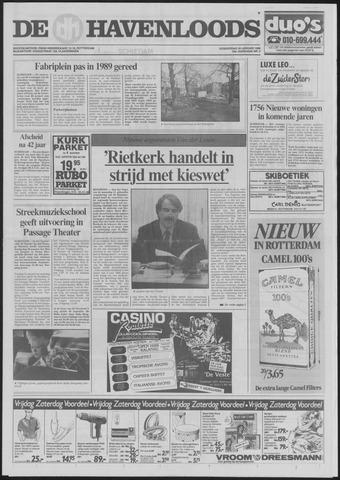De Havenloods 1986-01-30