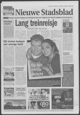 Het Nieuwe Stadsblad 2007-02-14