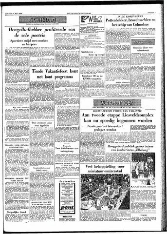 Rotterdamsch Nieuwsblad / Schiedamsche Courant / Rotterdams Dagblad / Waterweg / Algemeen Dagblad 1959-07-28