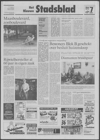 Het Nieuwe Stadsblad 1994-08-10