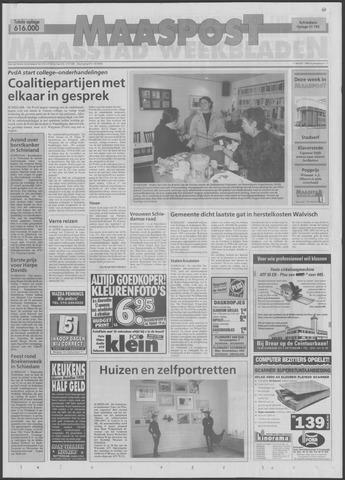 Maaspost / Maasstad / Maasstad Pers 1998-03-11