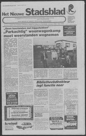 Het Nieuwe Stadsblad 1981-03-06