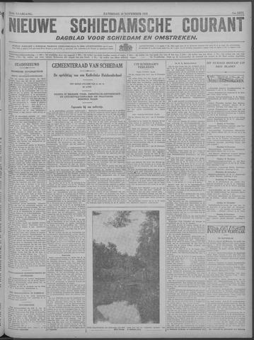 Nieuwe Schiedamsche Courant 1929-11-16