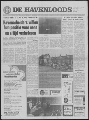 De Havenloods 1970-09-10