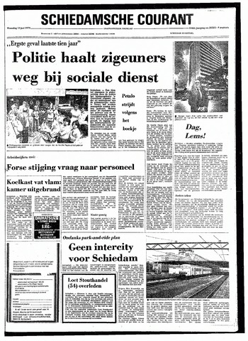 Rotterdamsch Nieuwsblad / Schiedamsche Courant / Rotterdams Dagblad / Waterweg / Algemeen Dagblad 1979-06-13