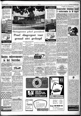 Trouw / De Rotterdammer 1966-08-05