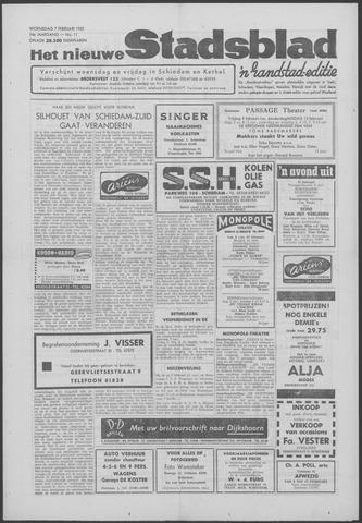 Het Nieuwe Stadsblad 1962-02-07